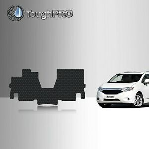 Toughpro Front Mats Black For Nissan Quest All Weather Custom Fit 2011 2015