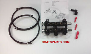 Coats Rc5 Rc10 Rc15a Rc20a Double Pedal Valve Tire Changer Compleatly Assembly