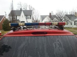 Whelen Edge Lfl 48 Light Bar Ll288000 Red Blue Fire Police
