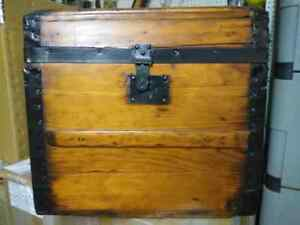 Antique Half Trunk