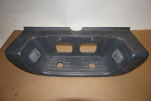 2001 2006 Toyota Tundra Rear Bumper License Plate Step Trim Cover Factory Oem