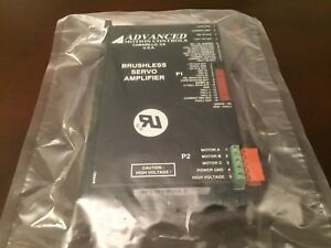Advanced Motion Controls P n B25a20in sci Brushless Servo Amplifier