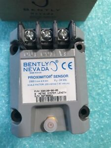 New Bently Nevada Proximitor Sensor 3300 5mm 8mm Ram 330100 90 05