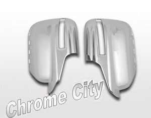 11 15 Ford Explorer Chrome Mirror Cover 2011 2014 Explorer Trim Bezel