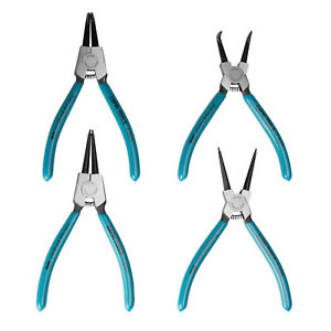Capri Tools 7 In Professional Snap Ring Pliers Set