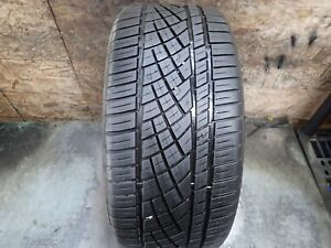1 255 35 20 97y Continental Extreme Contact Dws 06 Tire 7 32 2017