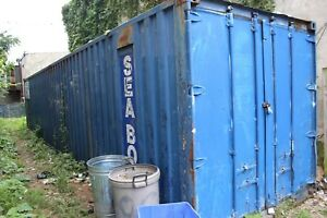 40ft Shipping Storage Container philadelphia Pa