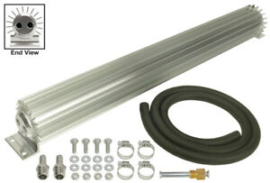 Derale 26 1 4 X 2 3 16 X 3 1 4 In Automatic Trans Fluid Cooler Kit P n 13266
