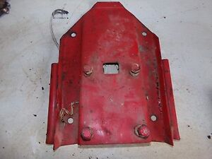 Farmall 560 Tractor Seat Flip Over Bracket