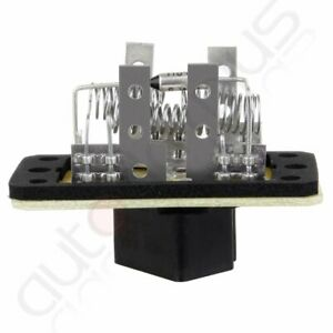 Hvac Heater Blower Motor Resistor For Ford Lincoln Mazda Mercury 4l3z19a706aa