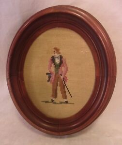 Vintage Oval Victorian Frame 11 1 2 X 13 1 4 Holds 8x9 3 4 Molding 2