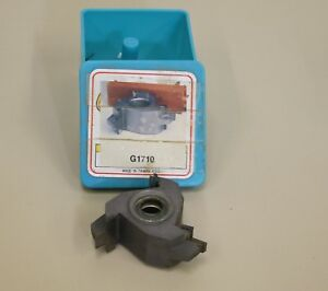 Grizzly Shaper Cutter G1710 Carbide 3 4 Bore