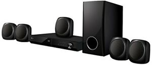 LG LHD427 Bluetooth Multi Region Free 5.1-Channel DVD Home Theater Speaker Syste