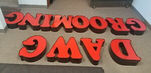 18 Led Aluminium Channel Letters