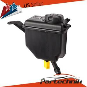Coolant Reservoir Overflow Expansion Tank With Cap For Bmw E60 W O Level Sensor