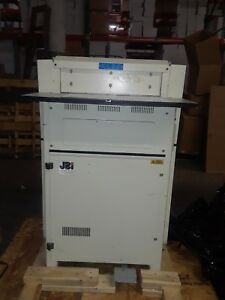 James Burn Kl50 20 Electric Punching Machine W 3 1 2 1 Wire And 4 1 Coil Dies