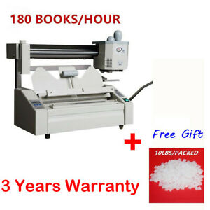 Usa A4 Book Binding Machine Hot Glue Book Binder 10lbs Hot Melting Glue Pellets