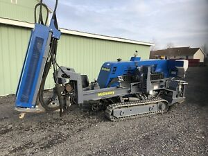 2015 Mccloskey D 15 Horozontal Directional Drilling Machine Kubota Cheap Freight