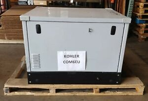 Kohler Power System Generator Com6 eu Natural Gas 24 48vdc New unsealed