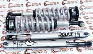 Fox 2 0 Performance Series Front Coil over Rear Shocks For 09 13 F 150 4wd