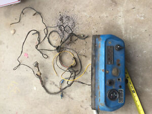 Ford Diesel Tractor 1210 Wire Harness Ignition Module 1110 1310