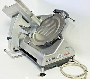 Hobart Hs9n 1 Heavy Duty Automatic Meat Slicer 13 Clean Cut Blade Free Shipping
