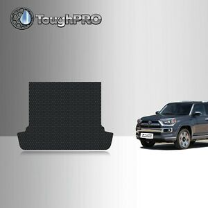 Toughpro Cargo Mat Black For Toyota 4runner All Weather Custom Fit 2003 2009