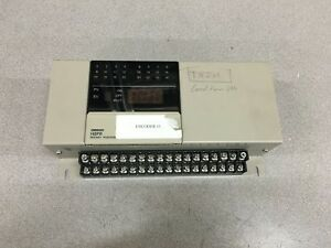 Used Omron Rotary Positioner H8pr 24