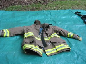 Fire Master Turnout Jacket Size 44xs