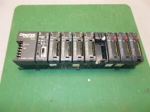 Koyo Electronics Direct Logic 205 Complete Rack