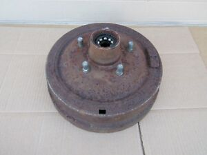 1960 1961 1962 Pontiac Front Brake Drum Hub 11x3 Catalina Bonneville Safari 421