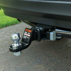 Curt 23021 Waterproof Ball Trailer Hitch Receiver Lock New Fast Free Shipping