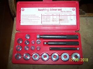 Mac Tools Bushing Driver Set Bd3142 Very Nice