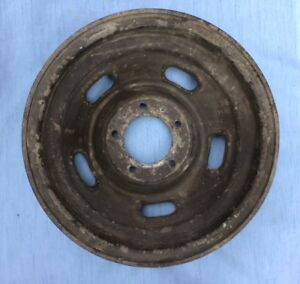 Early M151 Jeep Prototype M151 Magnesium Wheels 100 Authentic Original