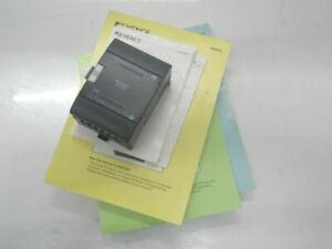 Kv e16x Keyence Plc Programmable Controller new With user s Manual Kit used