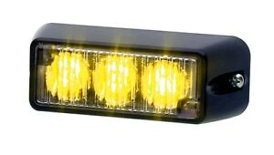 Whelen Tir3 Tir 3 Amber Led Brand New From Master Distributor With Warranty