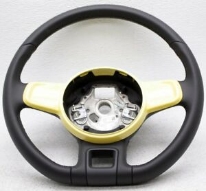 Oem Volkswagen Beetle Steering Wheel 5c0419091adb1b Yellow