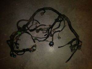96 01 Obd2 Integra Gsr Engine Wiring Harness Vtec Auto B18c1 Detail Pictures