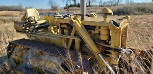 D4 Caterpillar Dozer For Sale 1940s