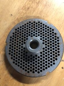 Used Kasco Meat Grinder Plate Part No 32964