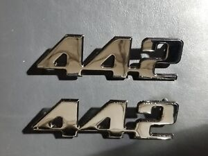 Oldsmobile 442 Emblem Numbers