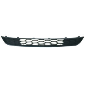 Fit For Ford Edge 2 0 3 5 2011 14 Black 1pc Front Grille Lower Part Vent Trim Kc