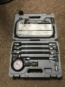 Matco Tools Ct65a Compression Test Kit With Case Fast Free Shipping