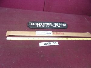 A2 A 2 Tool Steel Oversized Flat Stock 1 4 X 3 4 X 18 New Raw33