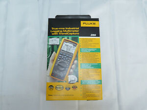 Fluke 289 Meter Brand New In Box