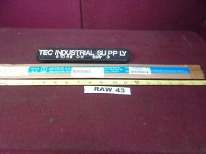 A2 A 2 Tool Steel Precision Ground Flat Stock 3 16 X 3 8 X 18 Raw43