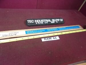 A2 A 2 Tool Steel Precision Ground Flat Steel 3 16 X 3 4 X 18 Raw44