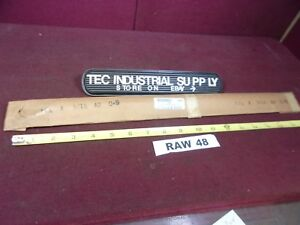 A2 A 2 Tool Steel Oversized Flat Stock 1 4 X 5 16 X 18 Raw48