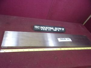 A2 A 2 Tool Steel Flat Stock 1 2 X 4 X 22 Raw50