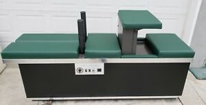Inertial Extensilizer Chiropractic Traction Spine Decompression Adjusting Table